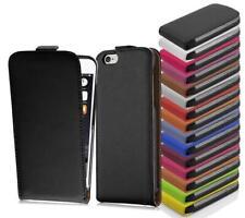 Flip Cover for Apple Protection Smart Phone Case Plain