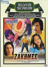 ZAKHMEE - SUNIL DUTT - ASHA PAREKH - NEW BOLLYWOOD DVD - FREE UK POST