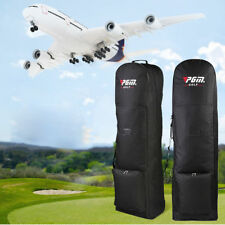 Golf Air Travel Bags Wheel Carry Foldable Flight Consignment Aviation Bag Large