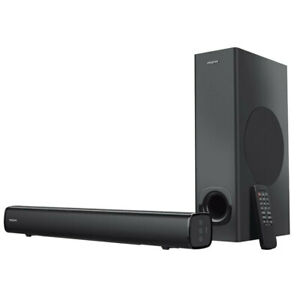 Creative Stage Bluetooth 2.1 Wireless Audio Optical/Aux/USB Soundbar Speaker