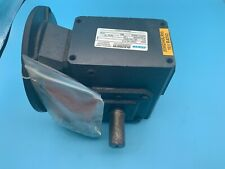Morse Raider Plus Worm Gear Reducer 143hp 15 Ratio Pn 206q140lr15