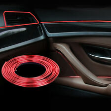 Red 1M Car Gap Line Garnish Edge Universal Accessories Point Popular For