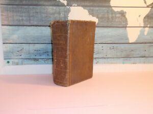 livre la sainte bible ancien testament L.SEGOND .nouveau testament H.OLTRAMARE.