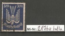 Deutsches Reich Mi-Nr.: 217 b  sauber gestempelt geprüft Infla