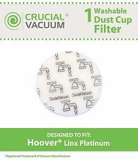 1 Hoover Linx Washable Vacuum Filter 902185003 562161003 410044001 BH50010