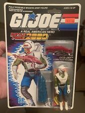 GI Joe ARAH Comm-Tech Trooper DEE-JAY MOC/MOSC BF2000 1989 COBRA