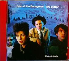 ECHO & THE BUNNYMEN The Cutter WEA 4509 91886-2 Germany 1993 12rtx CD