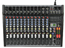 Citronic Csl-14 Compact Mixing Console 14 Input With DSP