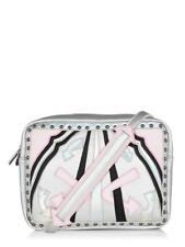Skinnydip Designer Bumble Holographic Cowgirl Unicorn bag Bnwt gift
