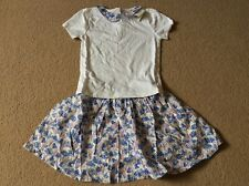 Cath Kids 3-4 Years Bluebell Skirt & Peter Pan Collar Top