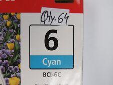 Canon BCI-6C Original Cyan Ink Cartridge (6)