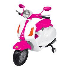 Scooter elettrico 6 volt per bambino con luci e suoni Vespa moto elettrica 6V