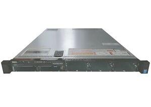 Dell poweredge R630 Server mit 7xLüfter+ 2xKühlkörper+ 1xRaidController+ 2xPSU