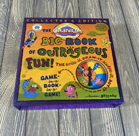 Cranium Big Book Of Outrageous Fun Starbucks Exclusive Collectors Edition 2005