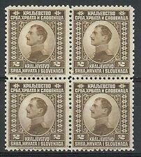 Yugoslavia Block Stamps