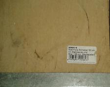 Triuso Holz-Schneeschieber-Schneeschaufel mit Stahlkante Schneeräumschild 50