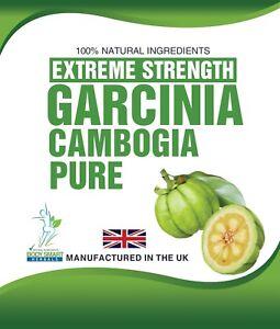GARCINIA CAMBOGIA PURE CLEAN DETOX PILLS HCA WEIGHT LOSS DIETING TIPS