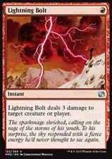 MTG LIGHTNING BOLT EXC - FULMINE - MMA2 - MAGIC