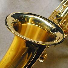 Yanagisawa B-991R Baritone Saxophone with Rest Peg BrassBarn