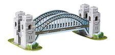 3D-Puzzles mit Architektur-Thema