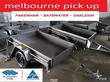 6x4 Heavy Duty  box trailer