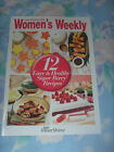 Brand New SWW Easy & healthy super berry Recipe book *Free Post