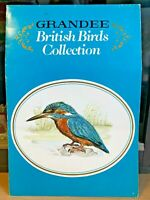Grandee British Birds Collection-Completed-Cigarettes Cards-Collectors-Vintage