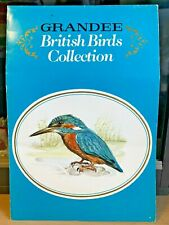 More details for grandee british birds collection-completed-cigarettes cards-collectors-vintage