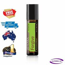 doTERRA Forgive Touch Essential Oil 10ml Soothe Anger Guilt Emotions, Emotions