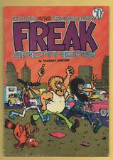 The Fabulous Furry Freak Brothers #2 2nd Print? Mar 1972, Rip Off Press, 1971