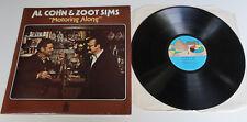 """Al Cohn & Zoot Sims – Motoring Along 1975 UK 12"""" Stereo LP  Sonet – SNTF 684"""