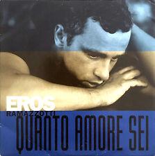 Eros Ramazzotti CD Single Quanto Amore Sei - Germany (VG/EX+)