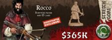 Rocco (William Tell) - Zombicide Green Horde - Survivor and Card ready to ship