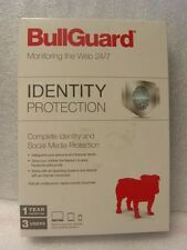BullGuard   BG1364,  IDENTITY PROTECTION,    812878013330, Lot of 5