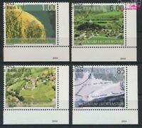 Liechtenstein 1348-1351 gestempelt 2004 Luftbilder (9029924