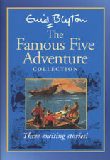 Famous Five adventure collection by Enid Blyton (Hardback)