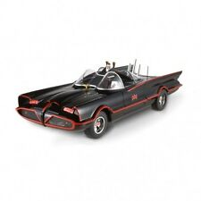1:18 HOT WHEELS AUTO DIE CAST BATMOBILE BATMAN 1966 TV SERIES  W1171