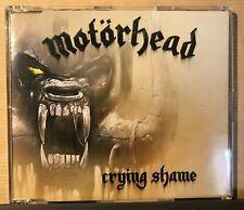 MOTORHEAD Crying Shame, CD maxi promo, 2013, ROCK CD