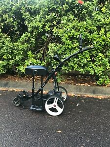 Motocaddy S1 Electric Golf Buggy