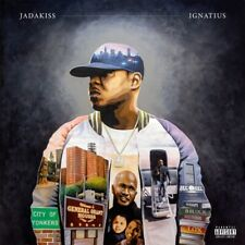 Jadakiss | Ignatius (Mixtape Cd) *High Quality, Full Color Cd*
