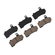 Front and Rear Brake Pads For Harley Touring Road King Street Glide FLHR VRSCA/B