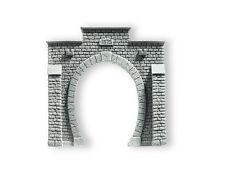 NOCH 58051 Portail du tunnel Pierre concassée, env 135 x 125mm