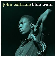 John Coltrane - Blue Train (Blue Vinyl) [New Vinyl] Blue, Colored Vinyl, 180 Gra