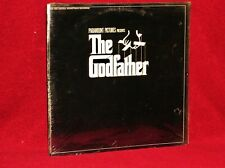 OST LP THE GODFATHER NINO ROTA 1972 PARAMOUNT ORIGINAL TRI-FOLD COVER SEALED