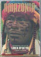 AMAZONIA ~ LOREN MACINTYRE ~ A SIERRA CLUB BOOK ~ PROFUSELY ILLUS ~ 1st PRNT HC