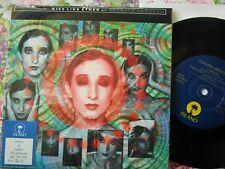 "Claudia Brücken Kiss Like Ether Island Records IS 479 Gatefold Promo 7"" Single"