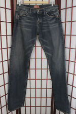 The Stronghold USA Cone Mills Red Line Selvedge Denim Sz 28 Jeans Venice CA