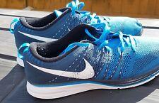 Nike FLYKNIT Trainer Men's UK Size 11, Squadron Blue