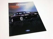 1996 Ford Mondeo Brochure - German Market