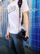 EvoDX QuickShot Camera Shoulder Sling Sports Strap Belt For DSLR & SLR Cameras